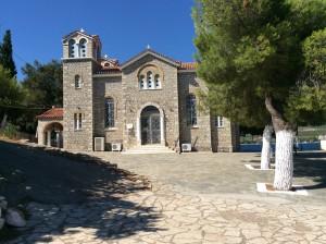 Kirche auf Trizionia