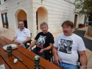 Horst, Peter, Manfred